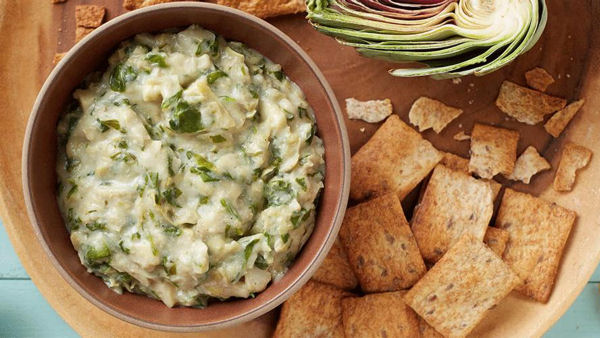 Vegan Recipe: Spinach and Artichoke Dip