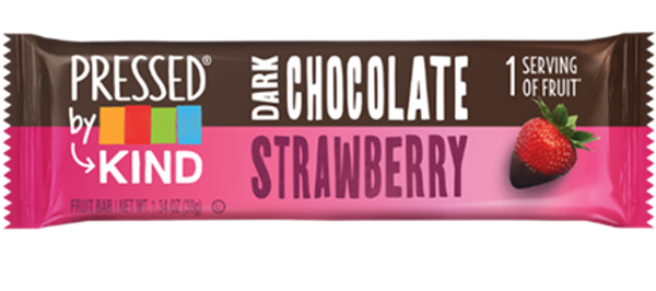 KIND Introduces New Vegan Chocolate Covered Fruit Bars