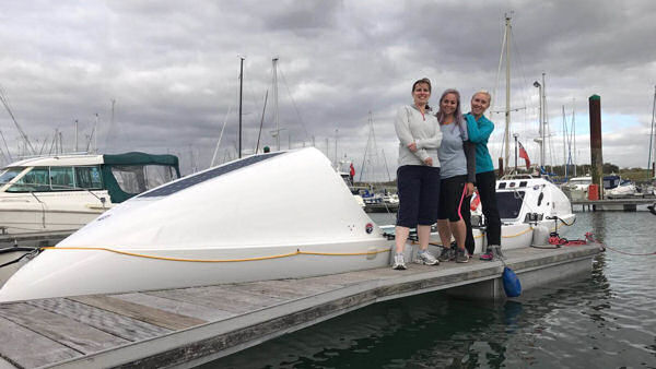 Woman to Row Across the Atlantic on an All-Vegan Diet