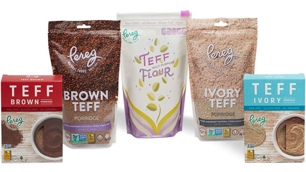 Spring Forward with Fiber-filled, Healthy Carbs from PEREG