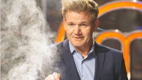 Gordon Ramsay Reveals He's Going to Try Vegan Diet