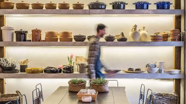 Tel Aviv's Iconic Vegan Restaurant Opens a Boutique Delicatessen