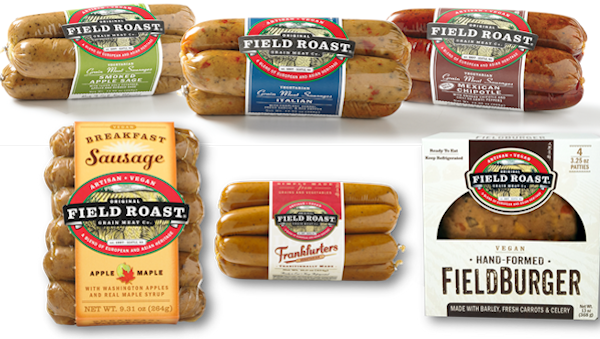 Field Roast Vegan Sausages Perfect for Summer Barbecuing