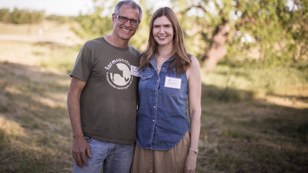 The Future is Vegan, says Farm Sanctuary's New CEO Kera Melrose