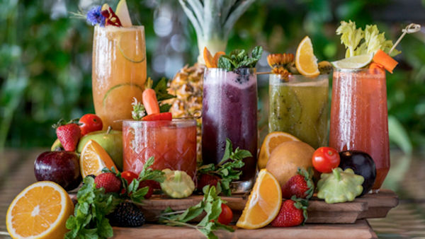 Wellness Suite Juices