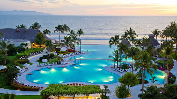 Mexico Wellness Getaway Includes Vegan Menu & Vegan Sushi Cooking Demo