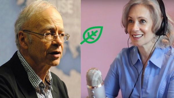 Interview with Famed Author of Animal Liberation, Peter Singer