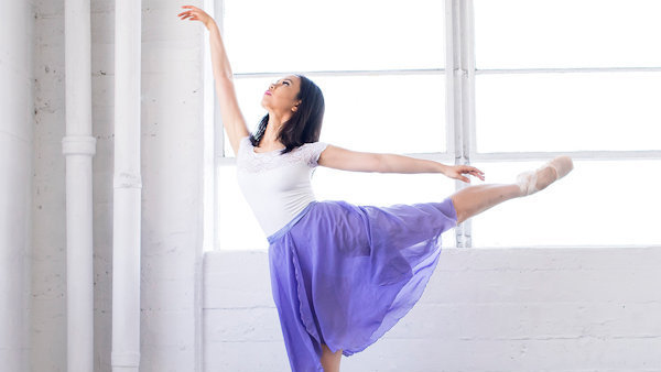 Interview with @ArtsyAgnes, Vegan Ballerina & Instagram Star