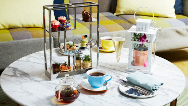 Ovolo Woolloomooloo Plant-Based High Tea