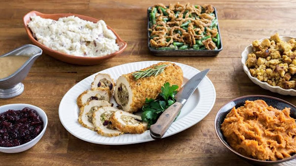 Veggie Grill Makes Holiday Meal Planning Effortless with Holiday Feast