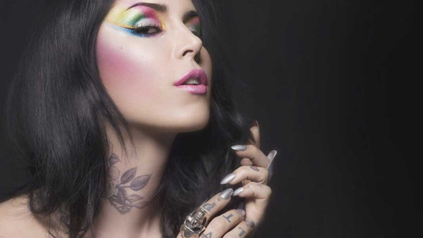 Celebrate World Vegan Day with Kat Von D Beauty