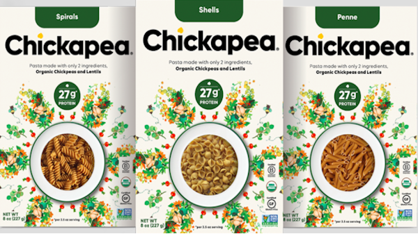 Chickapea, the pasta you can feel good about