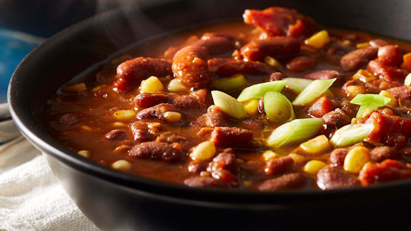 Vegan Recipe: McDougall's Slow Cooker Chili