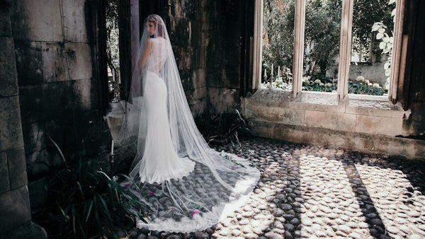 Vegan-Friendly Wedding Dress Collection from Sanyukta Shrestha