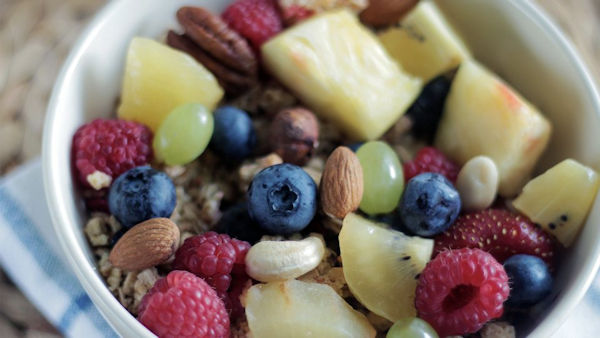 Best Brain Foods: Berries & Nuts Put to the Test