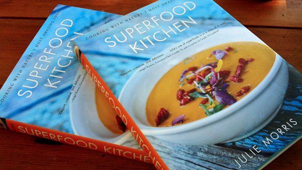 Superfood Kitchen cookbook