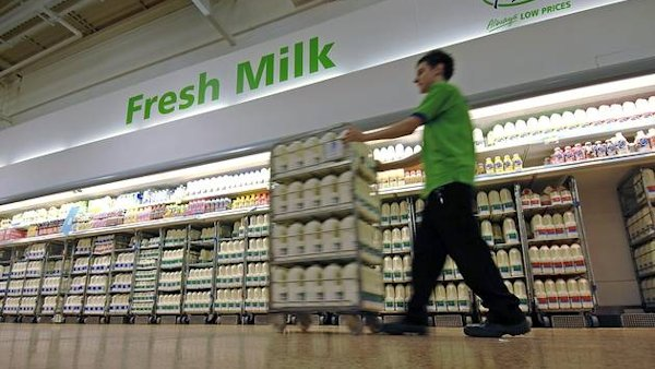 Consumer Poll: 82% of Adults Think Cows' Milk Should List Source on Carton