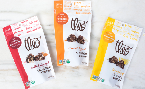 theo chocolate clusters