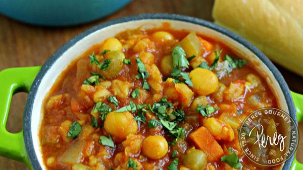 Pereg Natural Foods soup