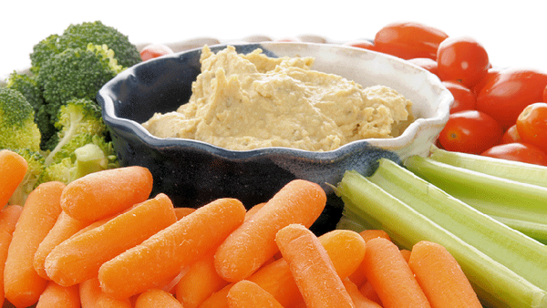 Healthy Homemade Hummus