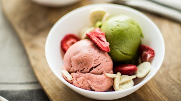 Meet the Founder Who Dreamed Up a Plant-Based Ice Cream Alternative