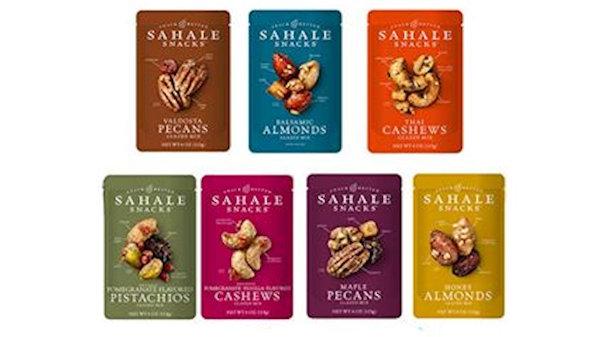 Sahale Snacks All Natural Glazed Nut Blend Variety Pack