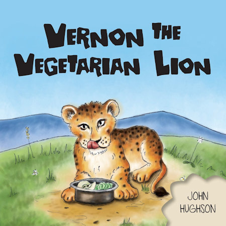 Vernon The Vegetarian Lion