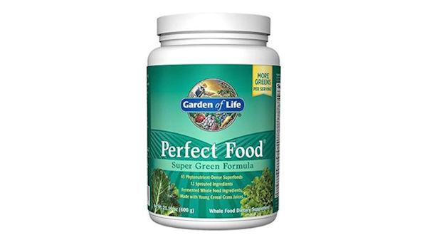 perfect food vegan
