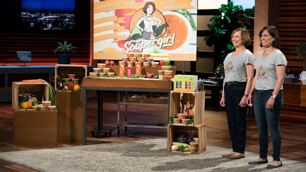 Shark Tank Goes Vegan this Sunday