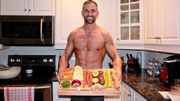 Interview with Vegan Athlete, Jeff Cody