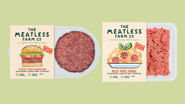 UK Start-up, The Meatless Farm Co, Launches Mince and Burgers