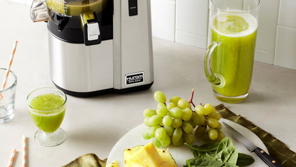 Recipes to Celebrate National Green Juice Day, Jan 26th