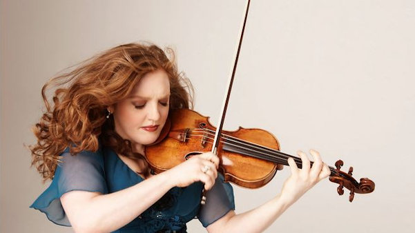 Violinist Rachel Barton: 'The Gold Standard for Health is Plants Only'