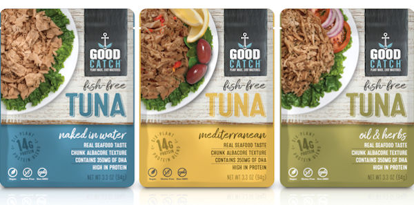 Good Catch Foods Launches Fish-Free Tuna