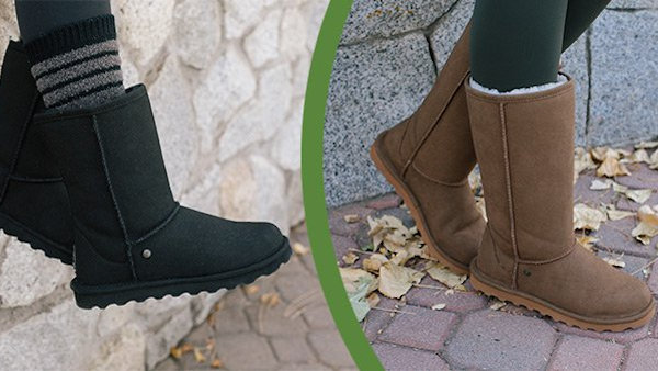 Bearpaw Launches New Vegan Collection
