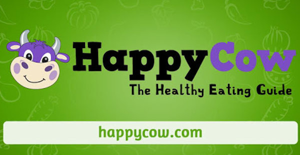 HappyCow, Top Vegan Restaurant App & Web Guide for Traveling