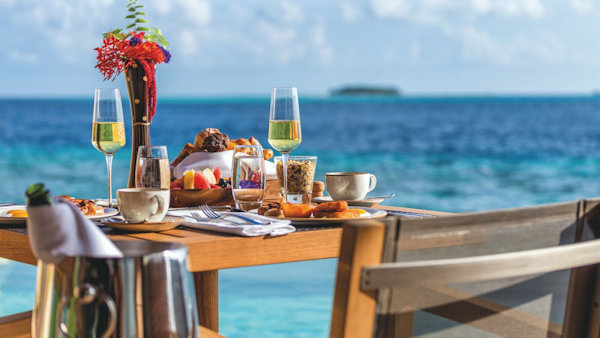 A Plant-Based Paradise at Hurawalhi Island Resort, Maldives