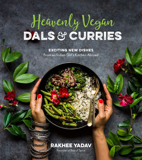 Heavenly Vegan Dals Curries book