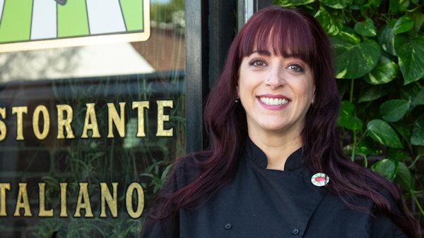 Meet Tara Punzone of Pura Vita, 100% Plant-based Organic Italian Restaurant