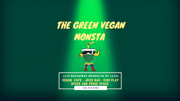 The Green Vegan Monsta