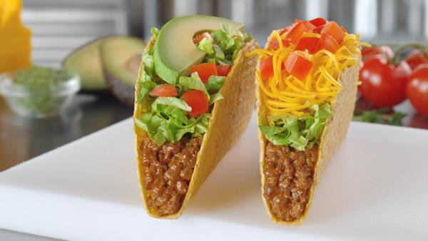 plant based tacos