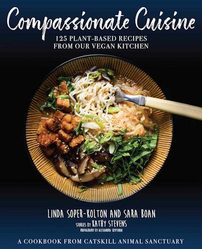 Compassionate Cuisine book