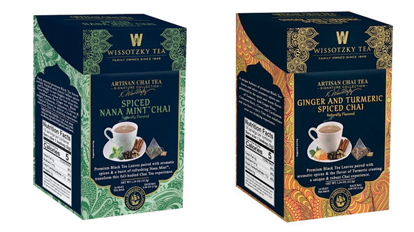4 New Chai Teas for Delicious Summer Refreshment