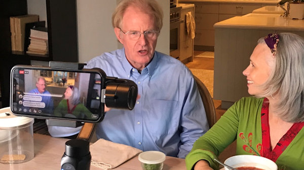 Actor Ed Begley, Jr. Gives a Tour of His LEED Certified House & Energy-Saving Tips