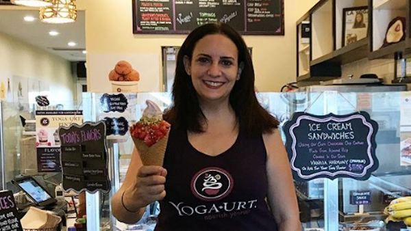 Yoga-urt: Los Angeles' Only All Plant-Based & Organic Soft Serve