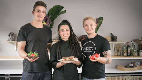 Veecoco Launches as International Online Vegan Cooking School