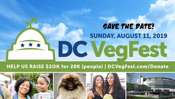DC VegFest Serving Up Food & Fun on August 11
