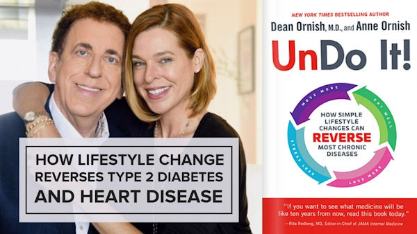Undo It! – The New Book from Dean Ornish, M.D.