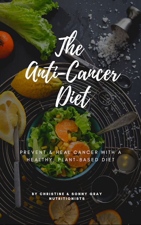 Anti-Cancer Diet book