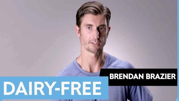 Ironman Brendan Brazier, a Pioneer in Dairy-Free Sports Nutrition